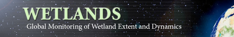 Wetlands - Global Monitoring of Wetland Extent and Dynamics